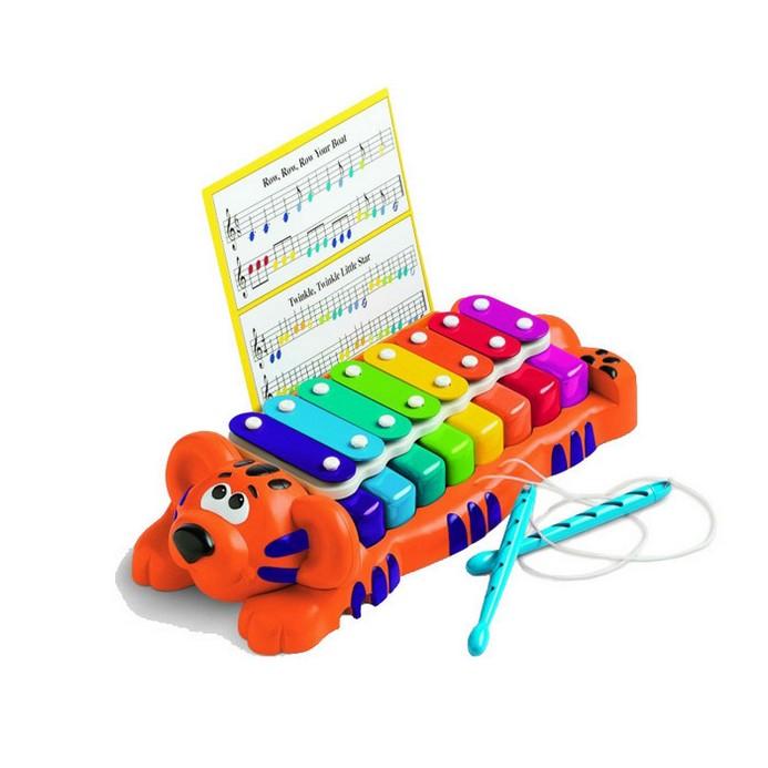 Музыкальная игрушка Little Tikes Тигр пианино-ксилофон 2 в 1 (629877)