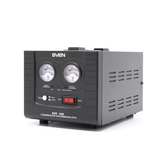 Стабилизатор SVEN AVR-500