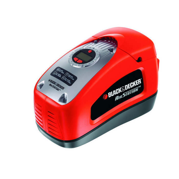 Компрессор Black & Decker ASI300