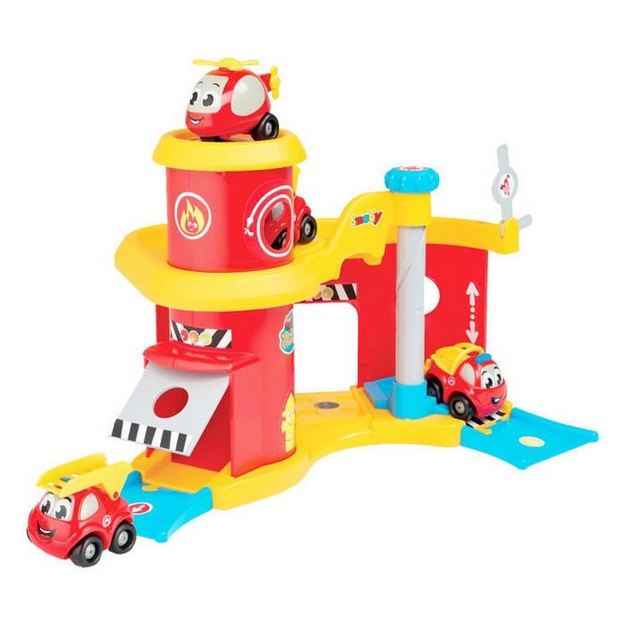 Парковка Smoby Пожарная станция (211293)