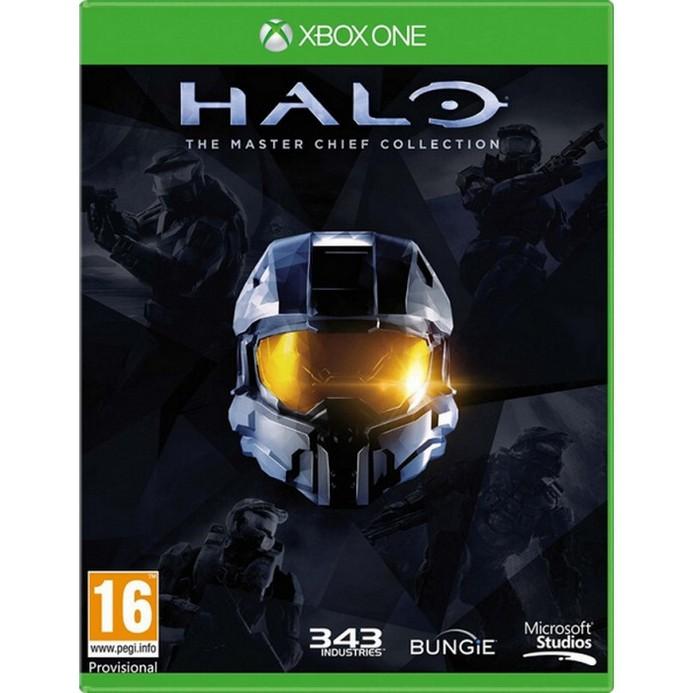 Игра для Xbox One Microsoft Halo: The Master Chief Collection (русские субтитры)