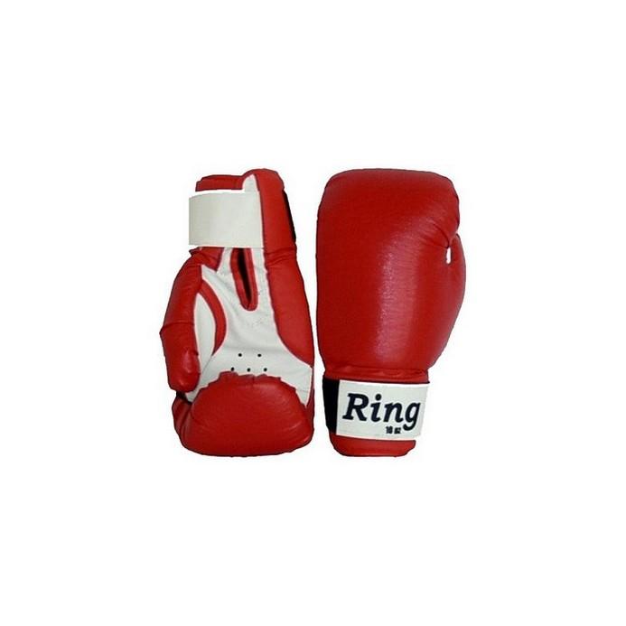 Боксерские перчатки Ring П-408