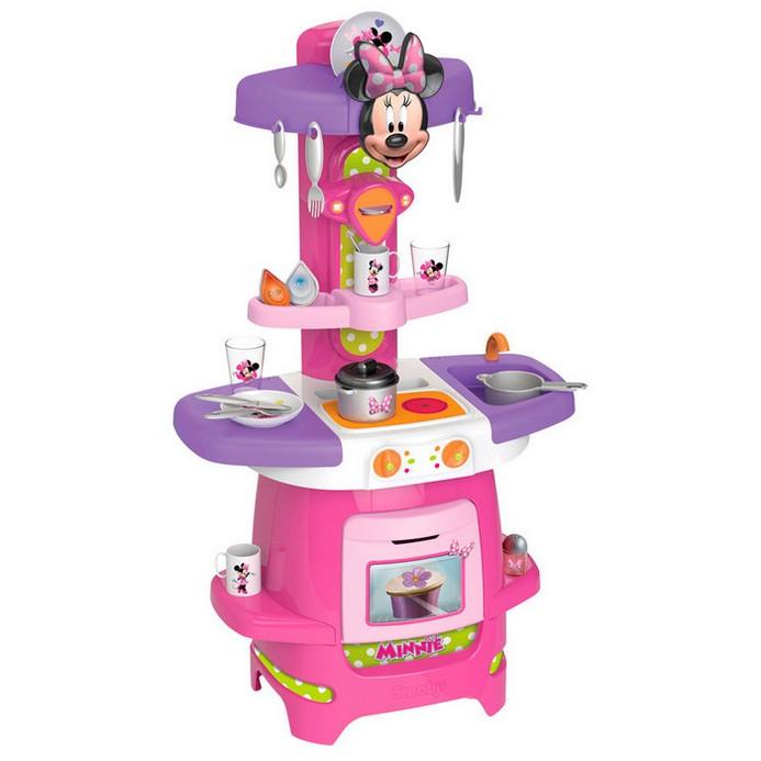 Игровой набор Smoby Игровая кухня Minnie