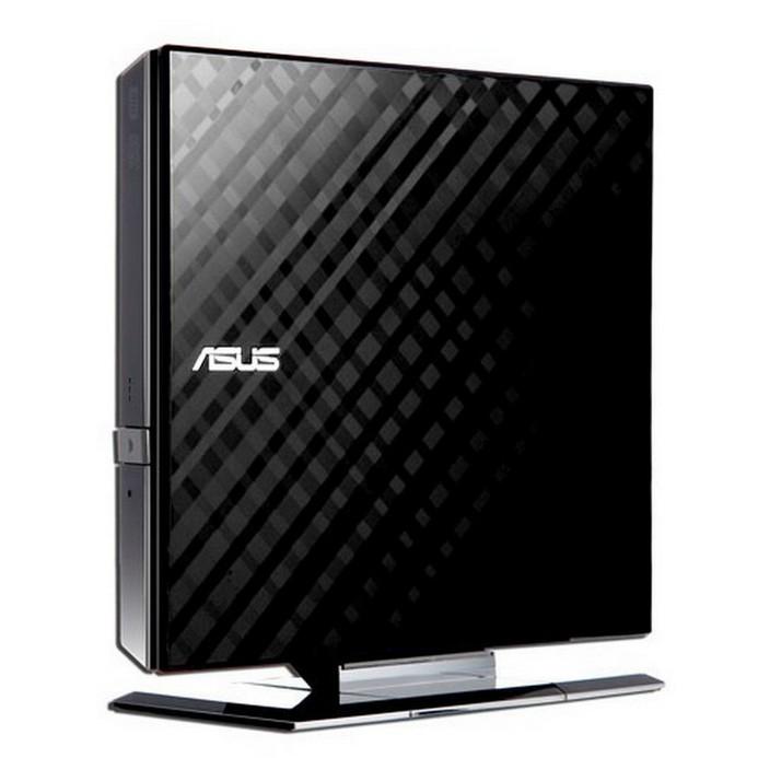 Внешний DVD-привод ASUS SDRW-08D2S-U LITE Black