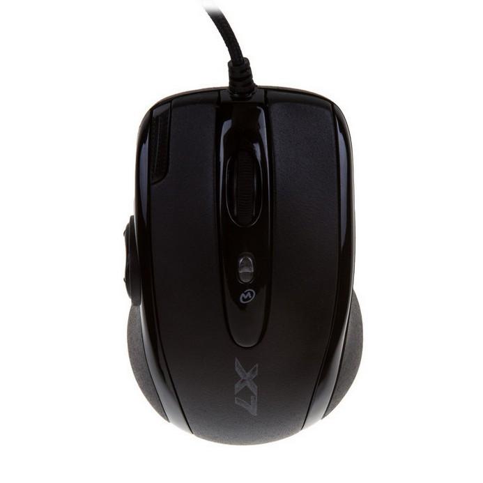 Игровая мышь A4Tech F6 (88471) черный
