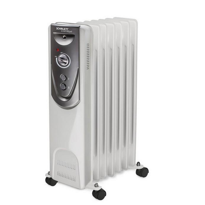 Масляный радиатор Scarlett SC-OH67B02-7