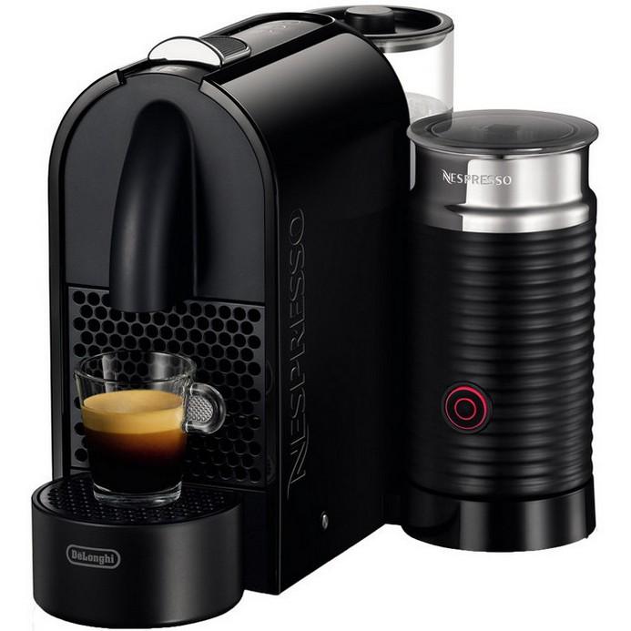 Капсульная кофеварка DeLonghi EN210.BAE