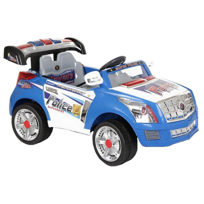 Электромобиль Weikesi JE010 (голубой)