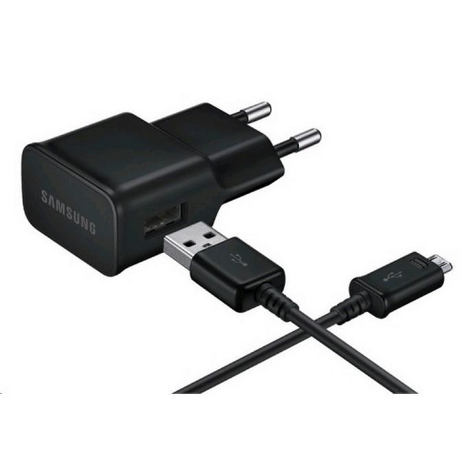 Сетевое ЗУ Samsung micro USB 2A EP-TA12EBEUGRU