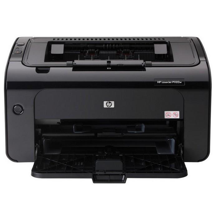 Принтер HP LaserJet Pro P1102w