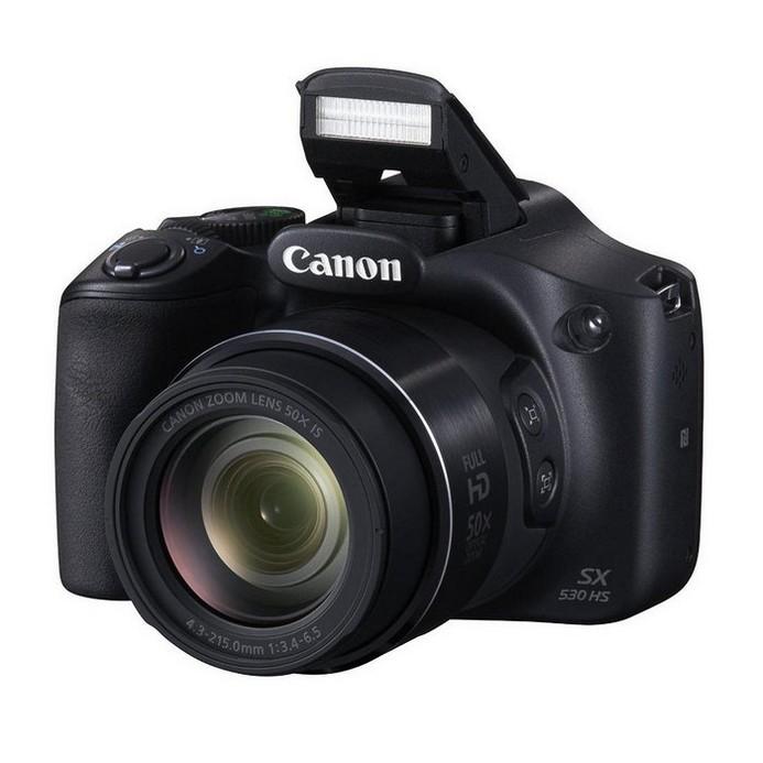 Компактный фотоаппарат Canon PowerShot SX530 HS (BKE)