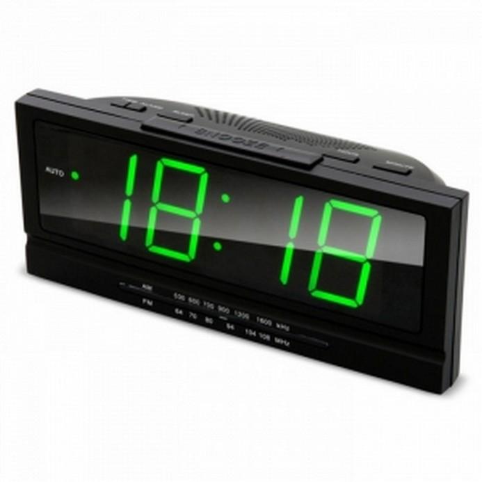 Радиочасы Ritmix RRC-1809