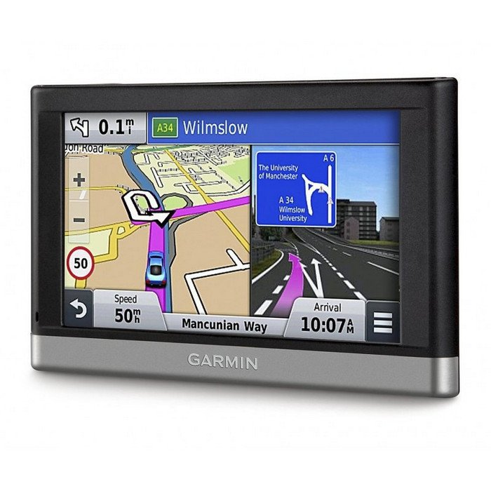 GPS-навигатор Garmin 2497LMT Russia (010-01124-36)