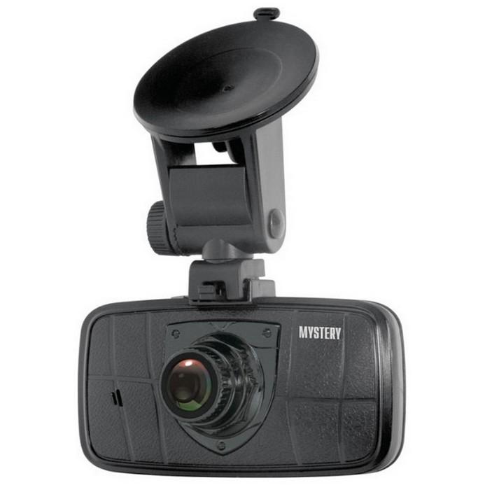 Видеорегистратор Mystery MDR-893HD черный