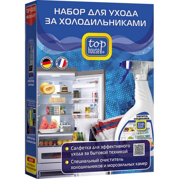Набор для ухода за холодильниками TOP HOUSE 391640 (2 предмета)