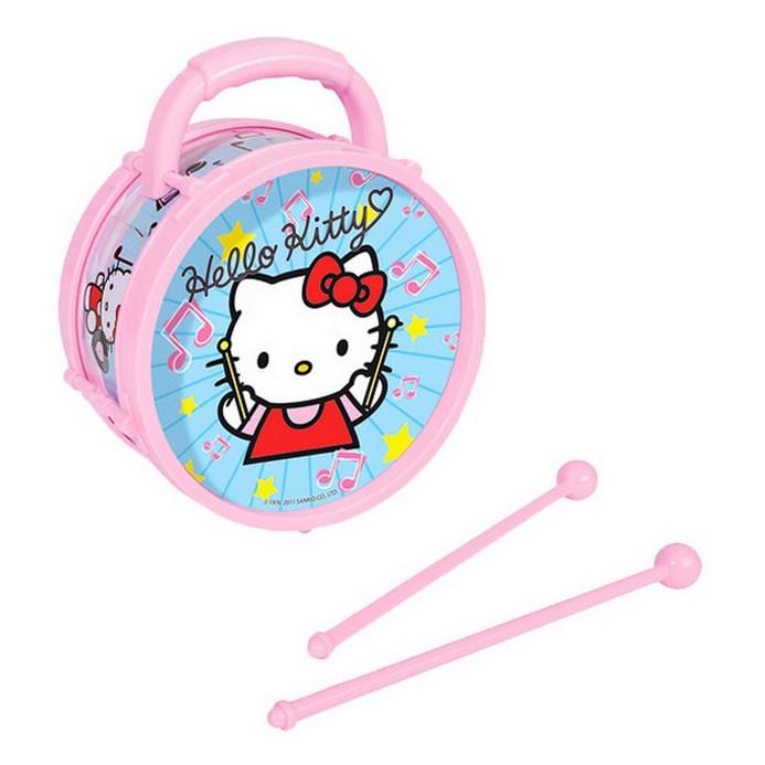 Музыкальная игрушка Simba Барабан Hello Kitty