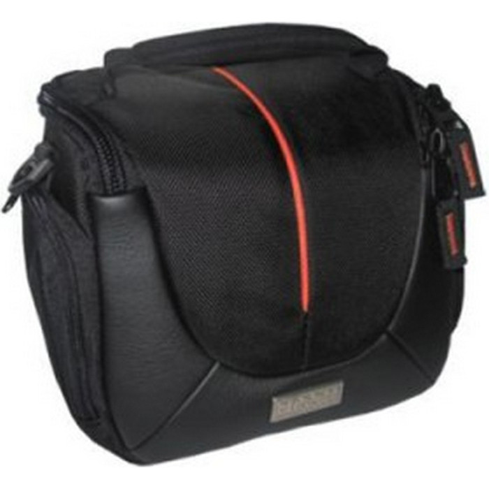 Сумка для фотоаппарата Dicom UM2996 Black/Orange
