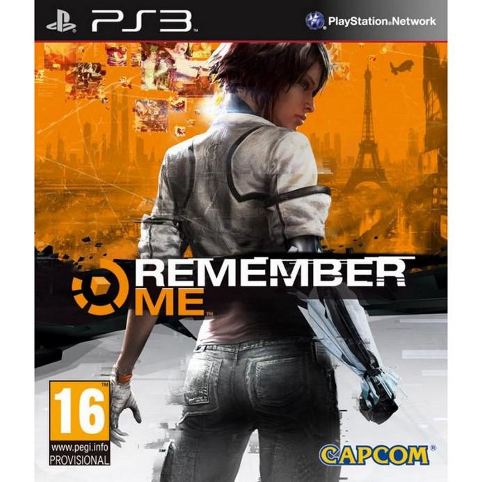 Игра для PS3 Capcom Remember Me (Русские субтитры)