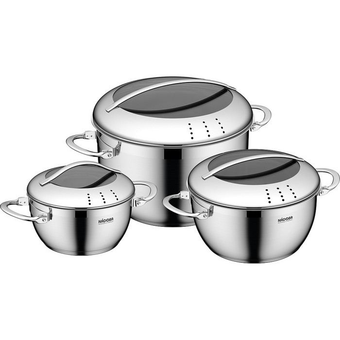 Набор посуды Nadoba MARUSKA 6пр
