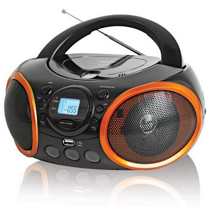 Аудиомагнитола BBK BX100U