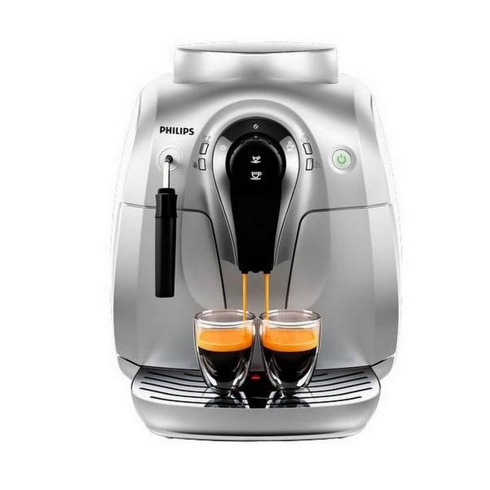 Автоматическая кофемашина Philips Series 2000 HD8649/51