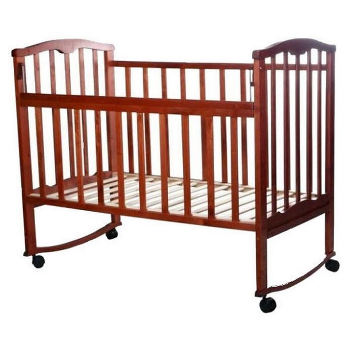 Кроватка Золушка 1 (вишня)