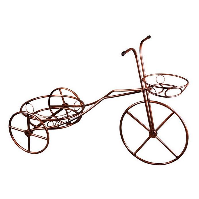Подставка для цветов Sheffilton Велосипед малый