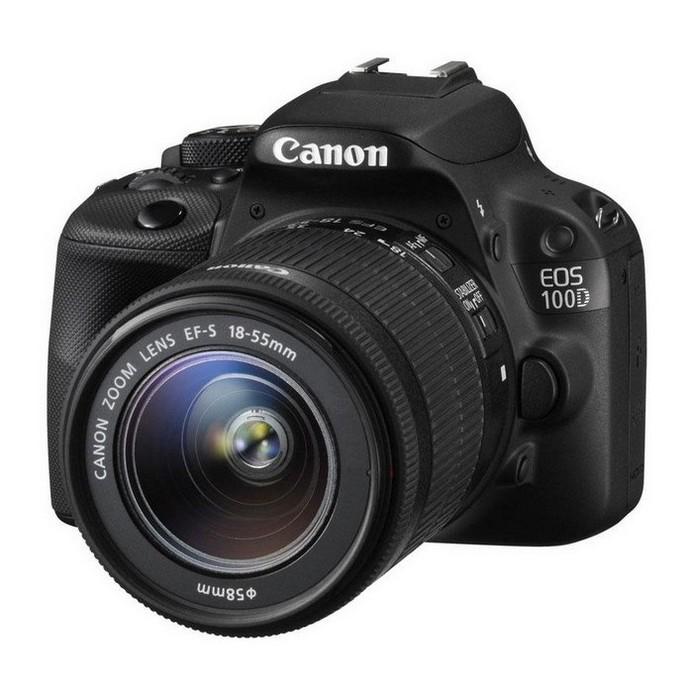 Зеркальный фотоаппарат Canon EOS 100D