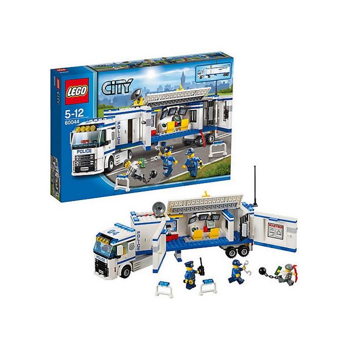 Конструктор LEGO Выездной отряд полиции (60044)