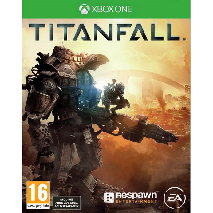 Игра для Xbox One Electronic Arts Titanfall (русская версия)
