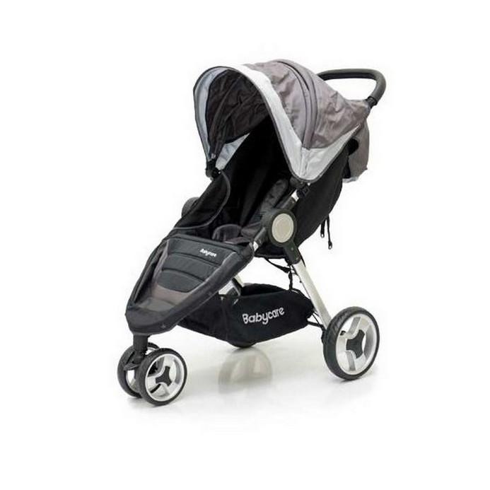 Прогулочная коляска Baby Care Variant 3 Grey