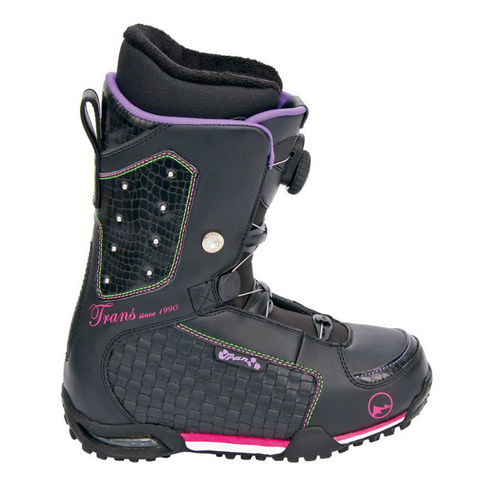 Ботинки сноубордические Trans Girl Park 26