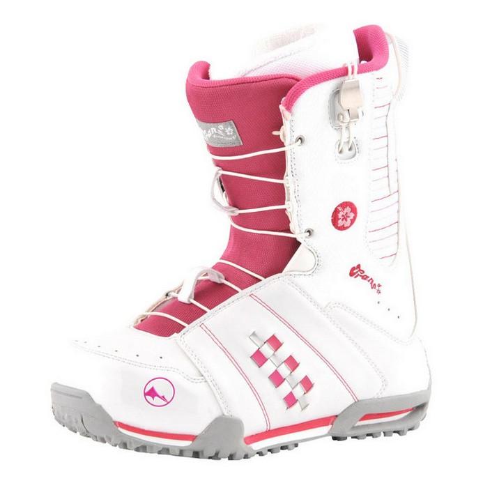 Ботинки сноубордические Trans Girl Rider
