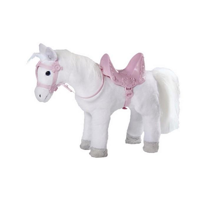 Интерактивная игрушка Zapf Creation Лошадка белая (820-346)