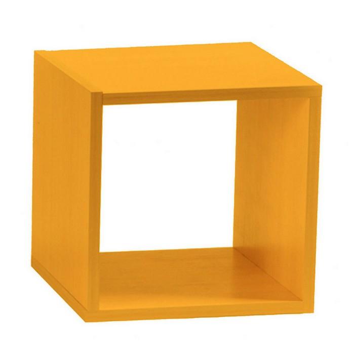 Полка Vental Кубик-1 оранжевый