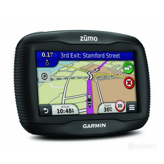 GPS-навигатор Garmin 390 MPC (010-01186-02)