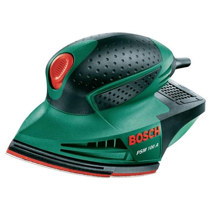 Шлифовальная машина Bosch PSM 100 A