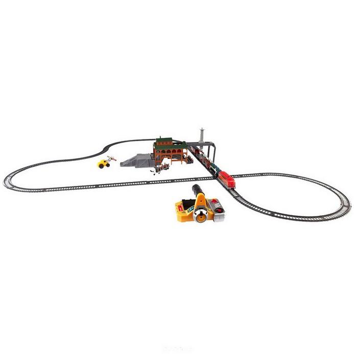 Игровой набор Power Trains Лесопогрузчик на р/у (62219)