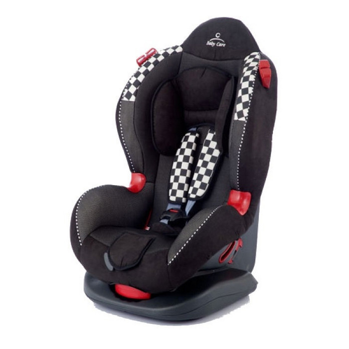 Автокресло Baby Care ESO01-S32-001 grey/grey/black