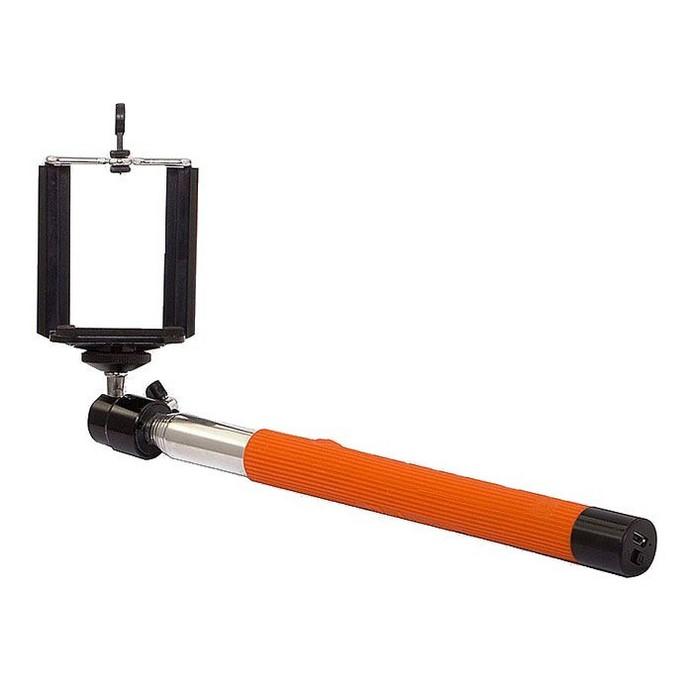 Селфи-монопод Rekam SelfiPod S-550R оранжевый
