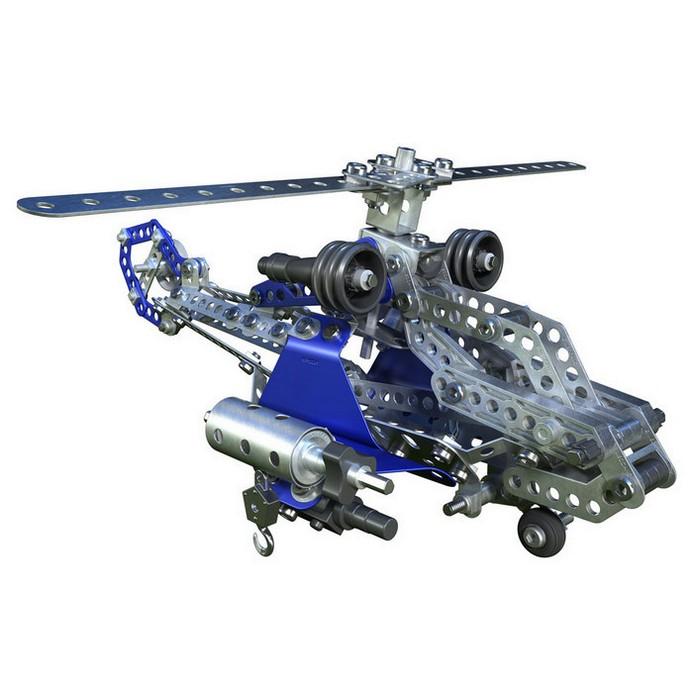 Конструктор Meccano Боевой вертолет (91733)