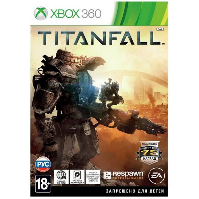 Игра для Xbox 360 Electronic Arts Titanfall (русская версия)