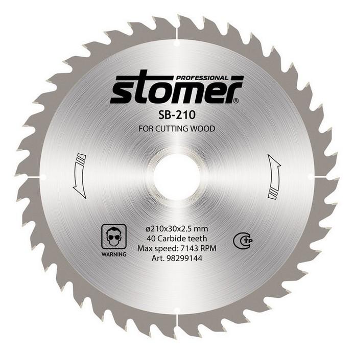 Диск Stomer SB-210