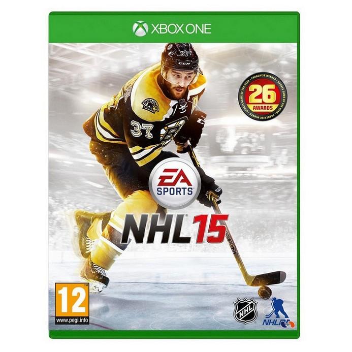 Игра для Xbox One Electronic Arts NHL 15 (русские субтитры)