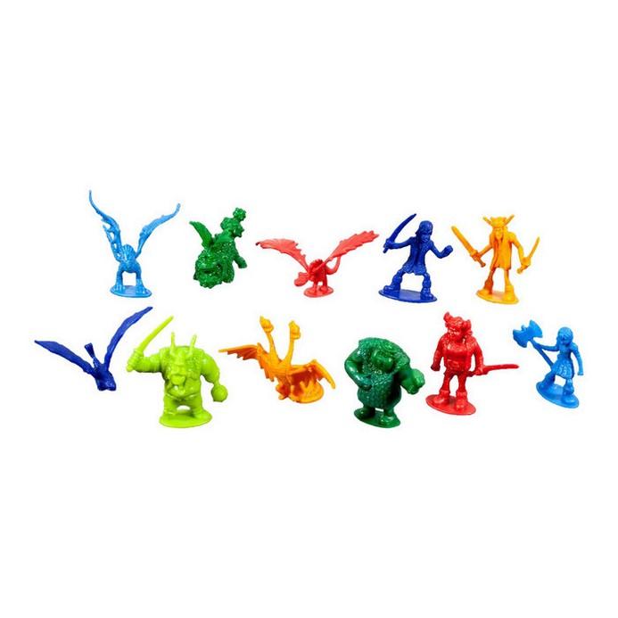 Игровой набор Dragons Маленьких драконов и викингов (66598)