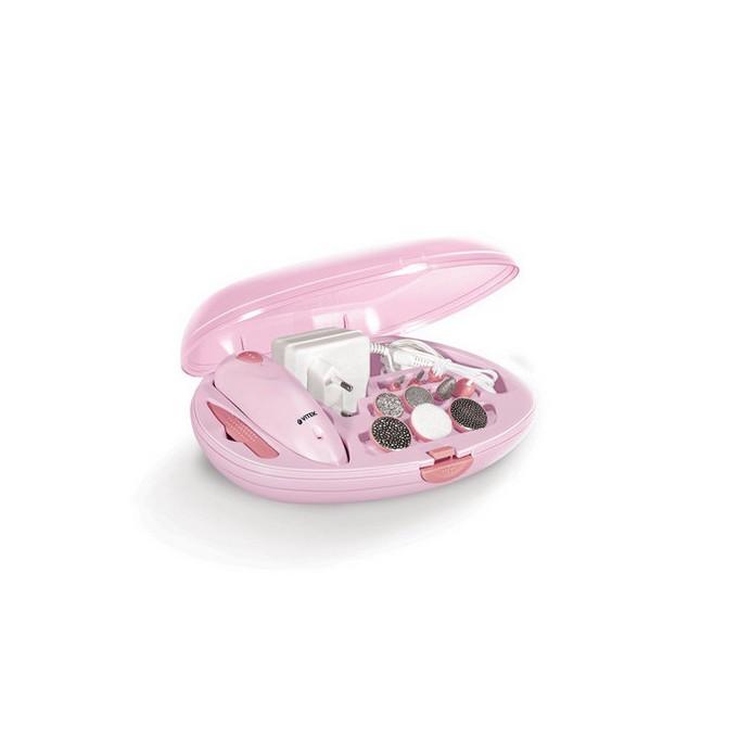 Маникюрный набор Vitek VT-2204 розовый