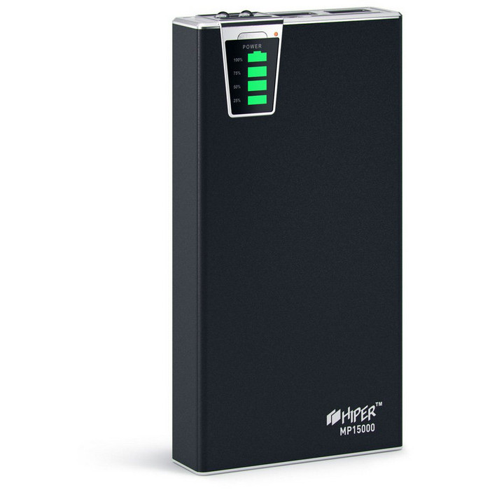 Аккумулятор HIPER Power Bank MP15000 Black