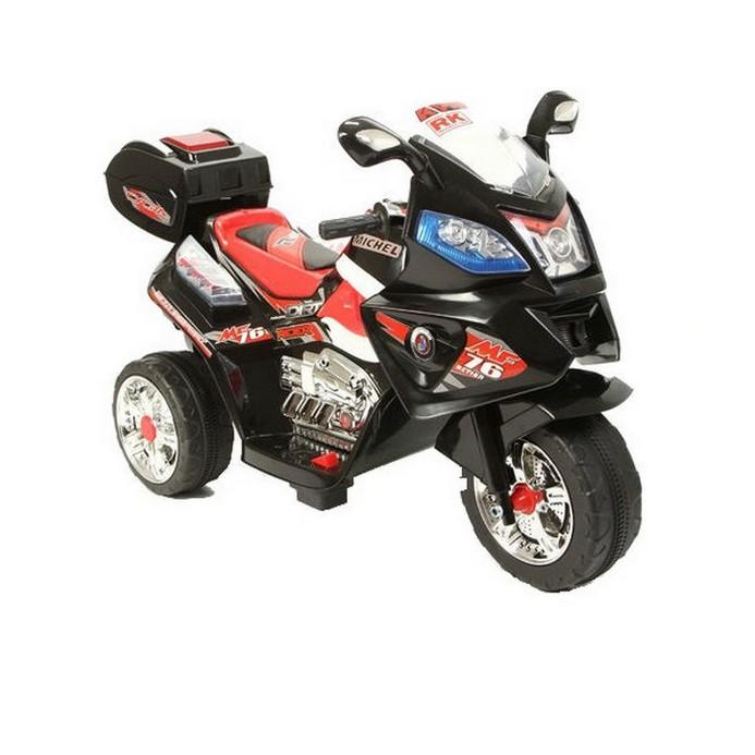 Мотоцикл Weikesi JT015 (черный)