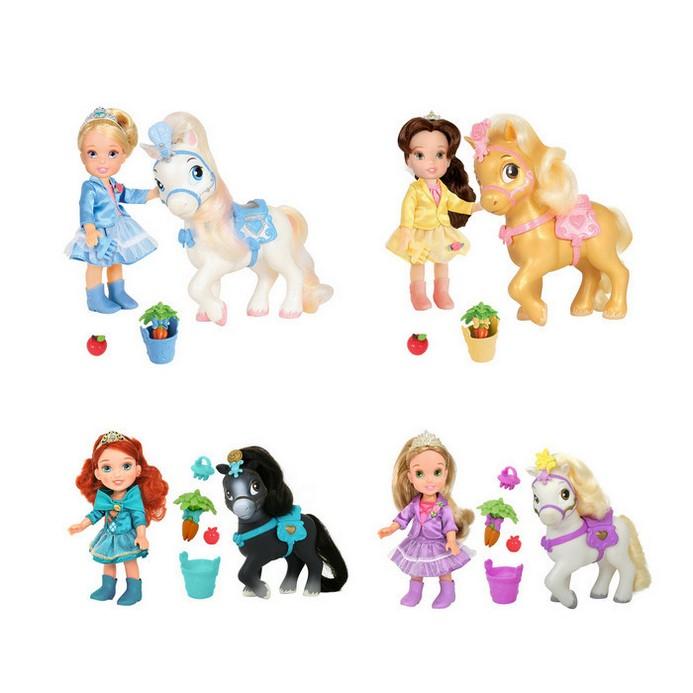 Кукла Disney Princess Малышка с конем (755060)