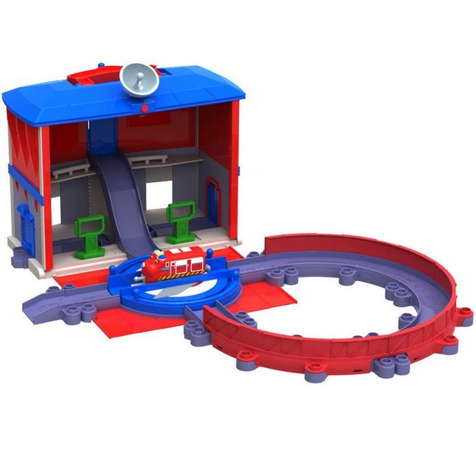 Игровой набор Chuggington Главная станция (LC54244)